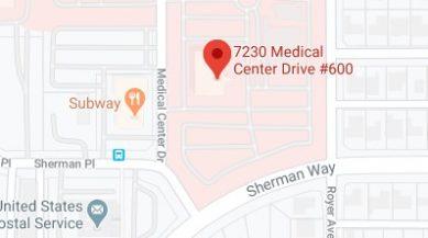 Vascular Neurology of Southern California West Hills, CA map